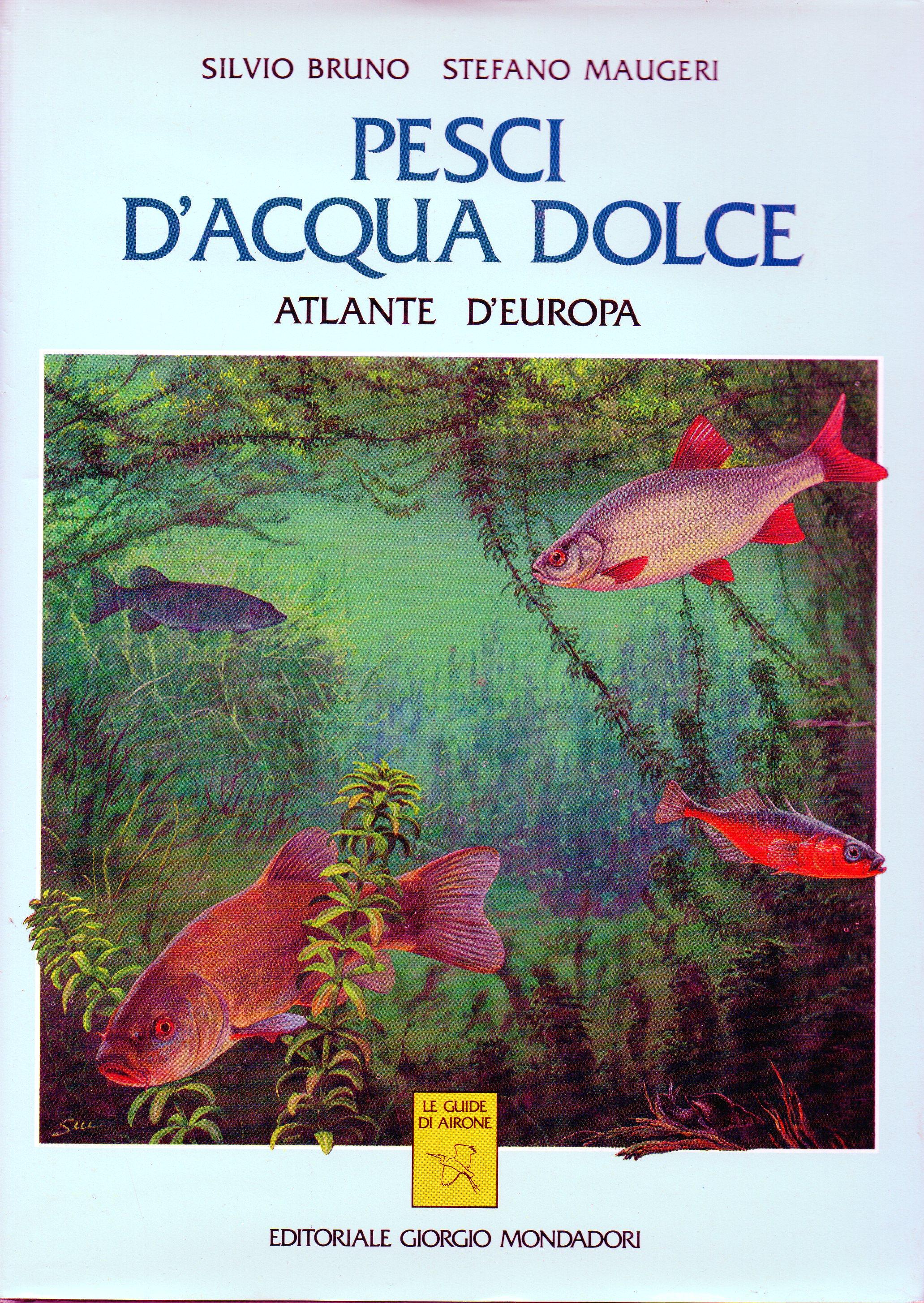 Acquariologia pesca ittiologia neofita pesci d 39 acqua dolce for Pesci acqua dolce