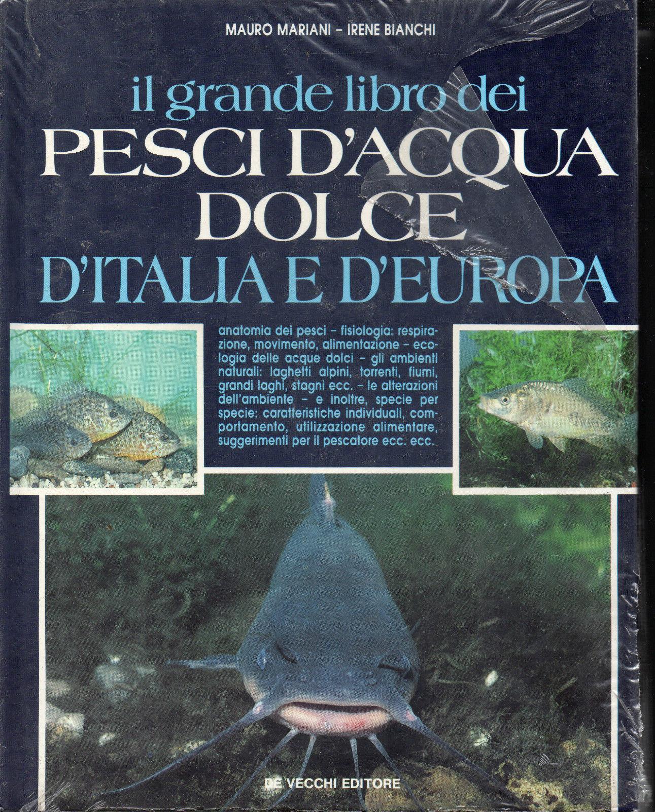 Pesca acque dolci il grande libro dei pesci d 39 acqua dolce for Pesci acqua dolce
